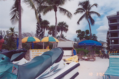 Vacation Rental in Ft. Myers Beach